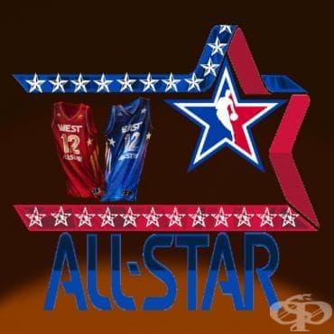 Мач на Звездите на НБА - изображение