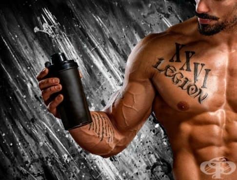 Антикатаболни хранителни добавки, предпазващи мускулите от разпад - изображение