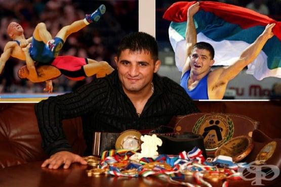 Армен Назарян - златният класик на борбата - изображение