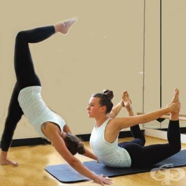 10-минутна тренировка за гъвкавост - изображение
