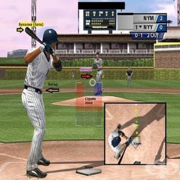 Бейзбол - изображение
