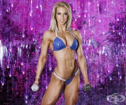 Жените в бодибилдинга – полезни съвети за добро представяне на състезание - изображение