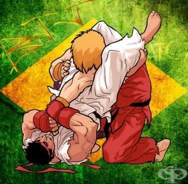 Бразилско жиу-жицу - изображение