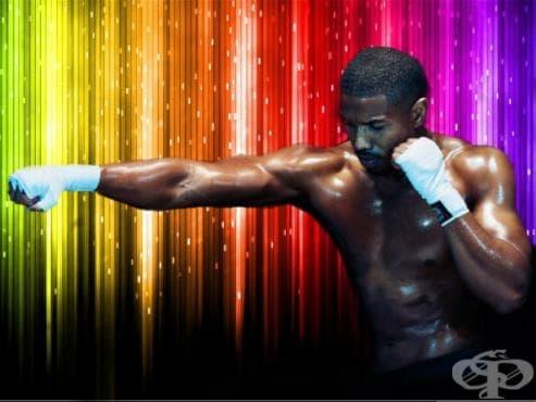 Боксова тренировъчна програма за релеф на Майкъл Б. Джордан - първа седмица - изображение