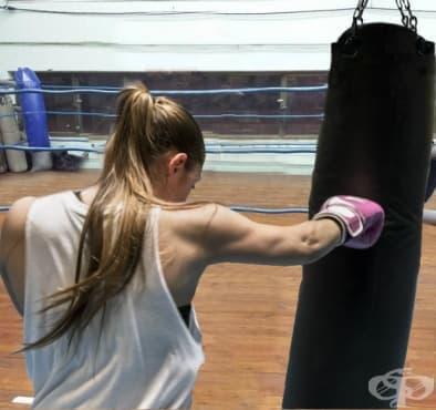 Най-добрата боксова кардио тренировка за начинаещи - изображение