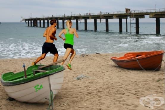 Препоръки и съвети при крос на плажа - изображение