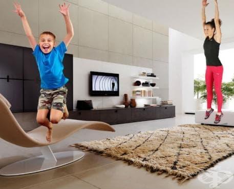 10 CrossFit® тренировки, които можете да правите в дома си - изображение