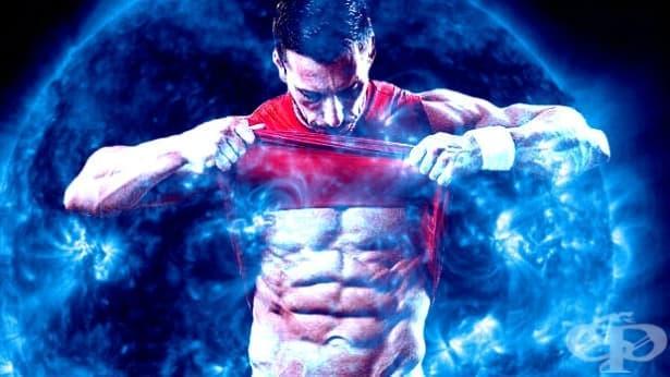Най-доброто упражнение за дълбоките коремни мускули - изображение