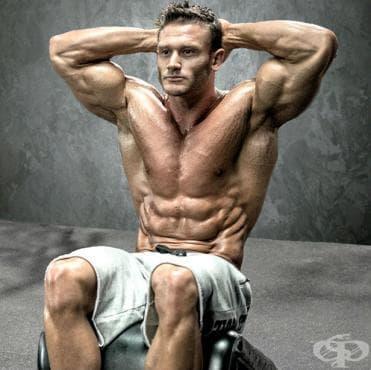 Най-важните фактора за натрупване на мускулна маса и за постигането на релеф - изображение