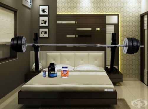 3 хранителни добавки за мускулно възстановяване, които трябва да приемате преди сън - изображение