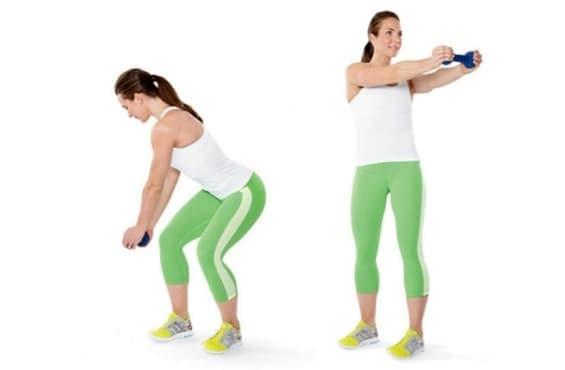 Цялостна домашна тренировка, с която да засилите метаболизма си, ако сте над 40 - изображение