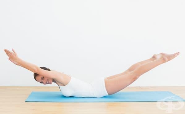 Лесна тренировка за гръб в домашни условия, за която не Ви трябват уреди - изображение