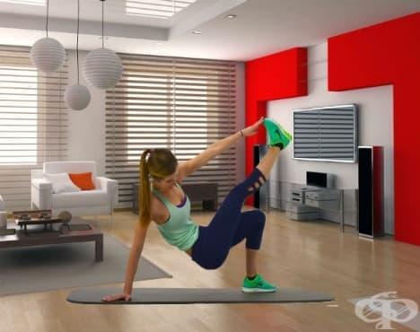 Топ 5 на домашните кардио тренировки за отслабване - изображение