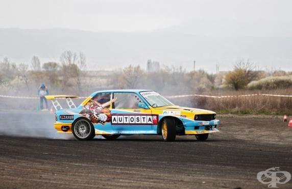 С дрифт шоу в Стара Загора бе открит сезона на моторните спортове в България - изображение