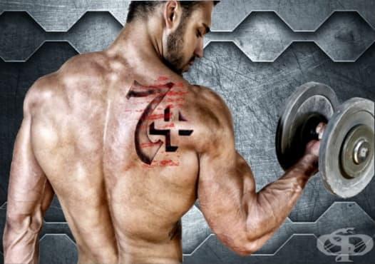 7 предимства на тренировките с дъмбели - изображение