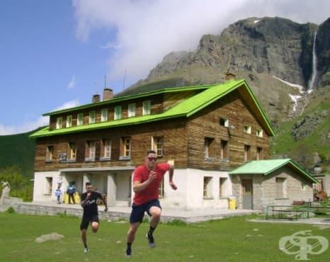 Екипировка за планинско бягане - изображение