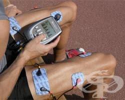 Електростимулация в спорта - изображение