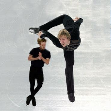 Евгени Плюшченко – фигурно пързаляне - изображение