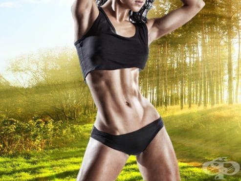 3 неща, които жените трябва да знаят за изгарянето на мазнини и оформянето на мускулите - изображение