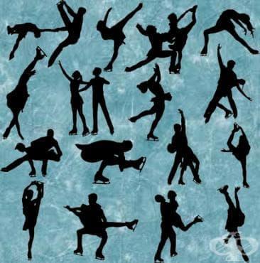 Фигурно пързаляне - изображение