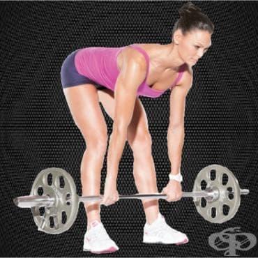 Тренировъчна програма за оформяне на бедрено-седалищните мускули - изображение