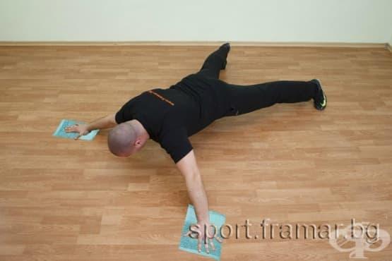 5 алтернативни упражнения за гърди, за подготовката им за летния сезон - изображение