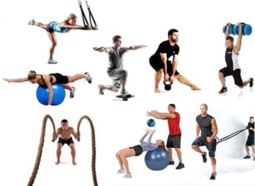 Функционална тренировка - изображение