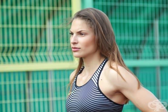 Спортист на годината за 2015-та Габриела Петрова: Спортът е не само физически резултат, който можеш да видиш, той е изграждане на характер и психика. - изображение