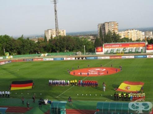 Германия e полуфиналист на Европейското първенство по футбол за юноши до 17 години - изображение