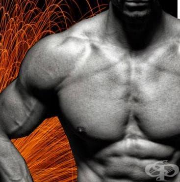 360-градусова тренировка за рамене - изображение