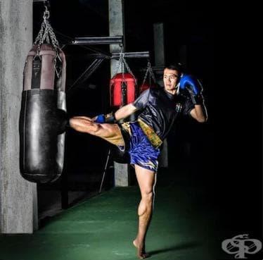 Топ 3 на най-честите грешки при тренировка на боксова круша - изображение