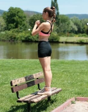 Взривяващи мазнините HIIT тренировки – Втора част: Плиометрична кутия или пейка - изображение