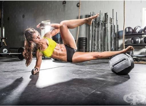Взривяващи мазнините НІІТ тренировки – Трета част: С тежестта на тялото - изображение