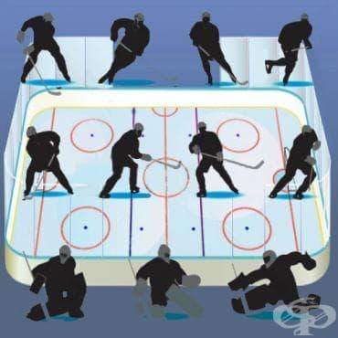 Хокей на лед - изображение
