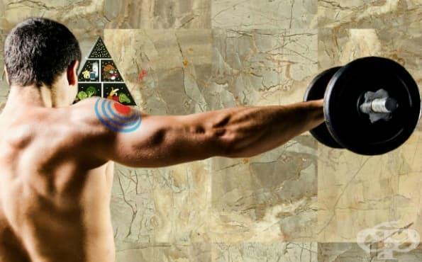 Противовъзпалителни храни, от които всеки трениращ човек се нуждае - изображение