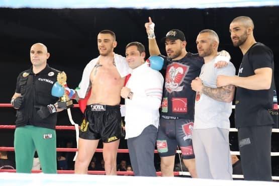 Зрелищни нокаути и български победи на Grand Fight Arena 2 - изображение