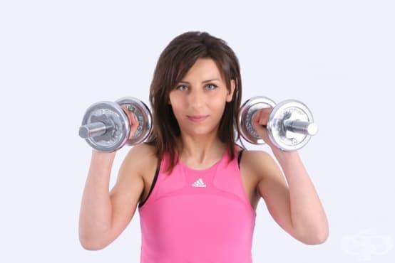 Ускоряваща метаболизма интензивна тренировка за целодневно горене на мазнините - изображение
