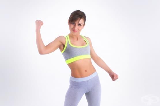 Едномесечно фитнес предизвикателство за промяна на тялото – 7 упражнения и само 10 минути на ден - изображение
