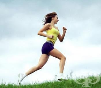 Интервално бягане за отслабване - изображение