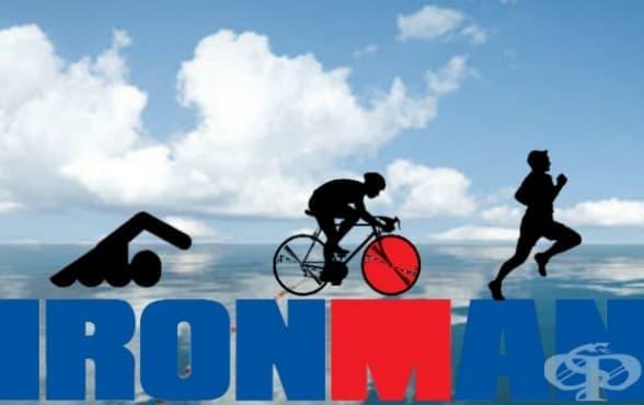Триатлон Ironman - изображение