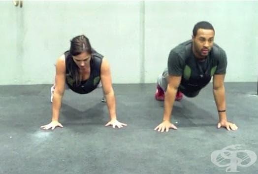 Ускоряване на резултатите от тренировките с жилетка с тежести - изображение
