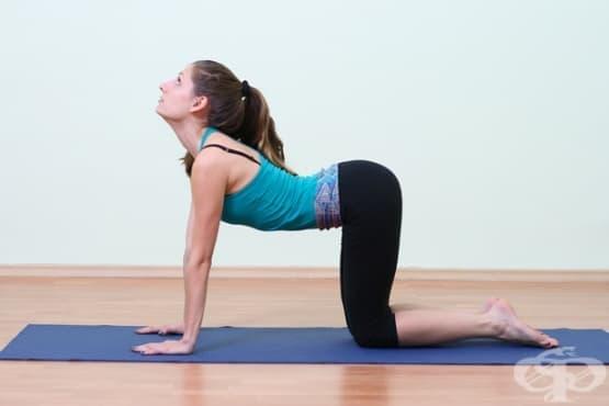 4 йога пози, които освобождават напрежението в гръбначния стълб - изображение