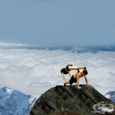Как да изберете подходящият тренировъчен партньор - изображение