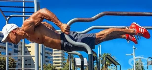 Незаменимата програма за тренировка с тежестта на тялото - изображение