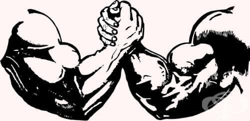 Канадска борба - изображение
