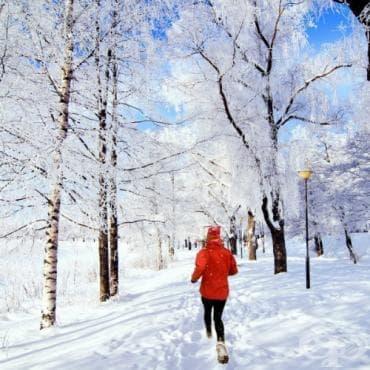 Кардио за студеното време - изображение
