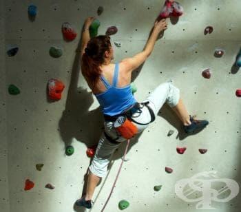 Катеренето - тренировка за тялото и ума - изображение