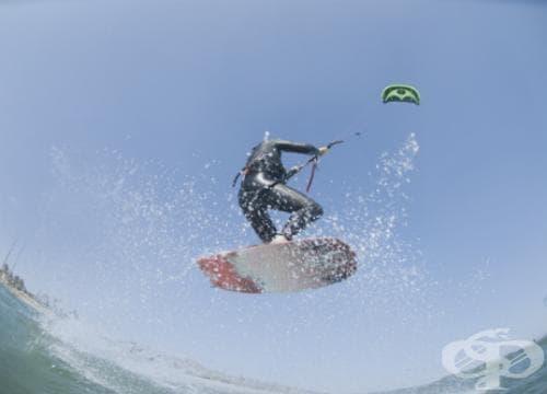 Кайтсърфинг - изображение
