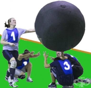 Кинбол - изображение