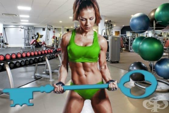 Ключовият фактор към тренировъчно постоянство - изображение